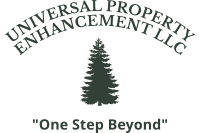 Universal Property enhancement logo, link to homepage